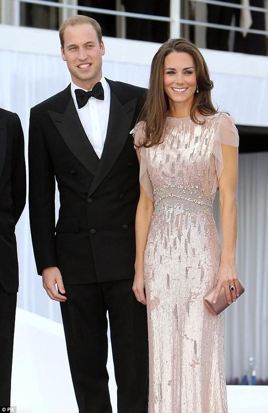 Vợ chồng Hoàng tử William