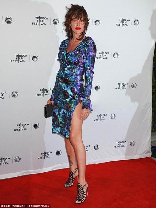 Nữ diễn viên kiêm người mẫu Paz de la Huerta