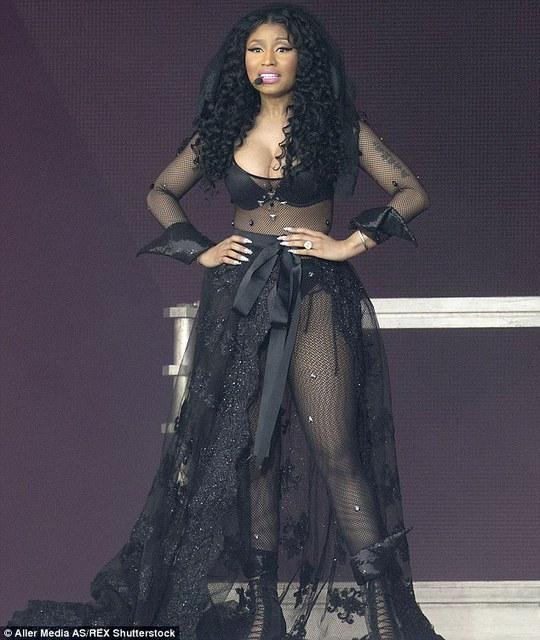 Kết thúc tranh cãi cùng Nicki Minaj
