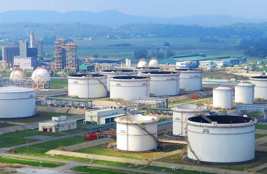 Nhà máy lọc dầu Dung Quất, Quảng Ngãi - Ảnh: Nguyễn Khánh