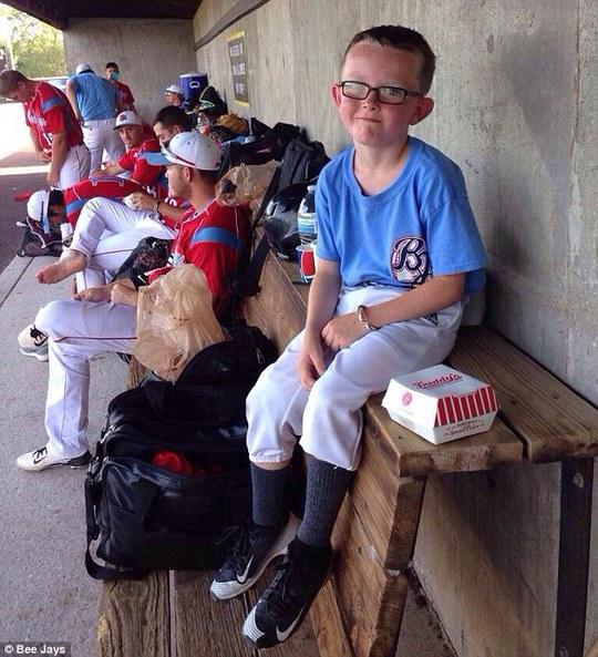 Cậu bé 9 tuổi chết vì trúng quả bóng chày
