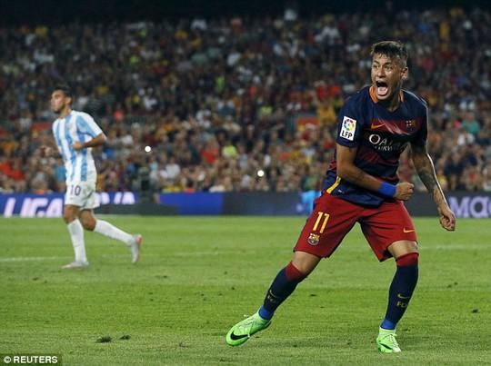 Neymar xác nhận không có chuyện sang M.U