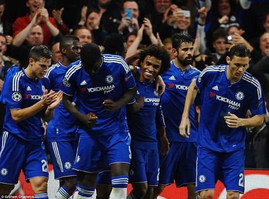 Chelsea gặp Southampton ở vòng 10
