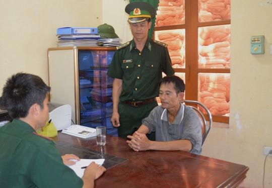 Nguyễn Văn Hoản, kẻ cầm đầu, chủ mưu, tổ chức đưa người vượt biên trái phép tại cơ quan điều tra