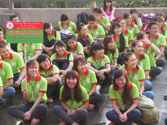 Đội sinh viên tình nguyện