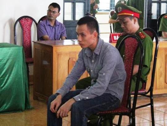 Vì 500.000 đồng Tùng đã xuống tay giết chết cháu họ của mình để rồi lãnh 20 năm tù giam