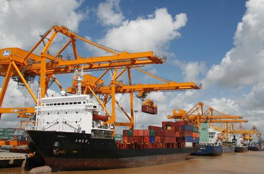 Kinh doanh cảng biển đang hấp dẫn nhiều nhà đầu tư. Ảnh: TRỌNG ĐỨC