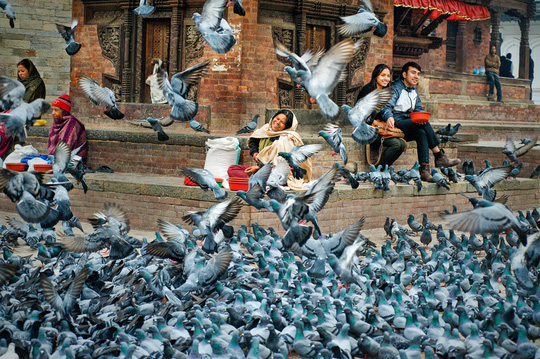 Cận cảnh Nepal tuyệt đẹp trước thảm họa kinh hoàng