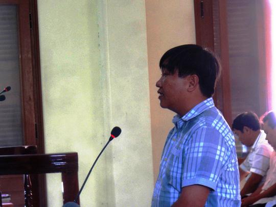 Nhân chứng Lê Hải Phú phủ nhận đã đánh, đá Kiều