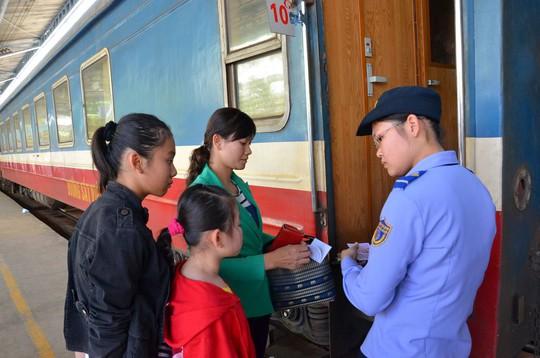 Trong tương lai, hành khách đi tàu từ Hà Nội vào TP HCM chỉ mất nửa ngàyẢnh: TẤN THẠNH