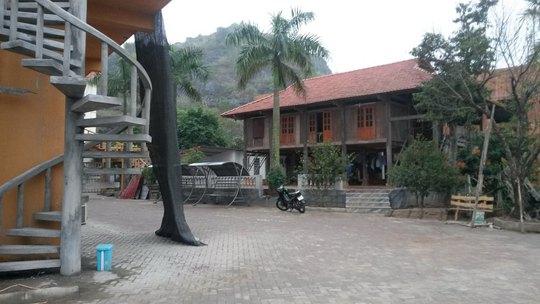 Nhiều công trình xây dựng trái phép tại Khu Di tích lịch sử núi Voi