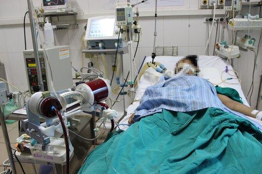 Không chịu nổi đau đớn, nhiều bệnh nhân nặng mong muốn được chết êm ái. (Ảnh chỉ có tính minh họa)