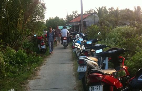 Gia đình tổ chức mai táng cho Huỳnh Quốc Huy