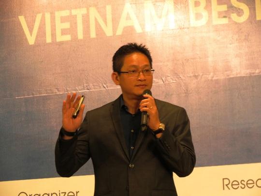 Ông Vũ Minh Trí, Tổng Giám đốc Microsoft Việt Nam chia sẻ bí quyết quản lý nhân sự