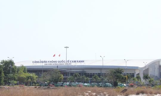 Sân bay Cam Ranh đang khai thác