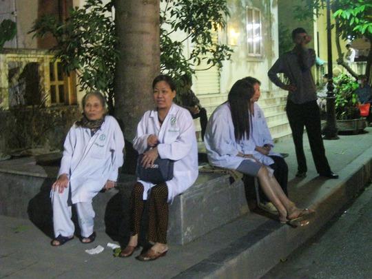 Nhiều bệnh nhân tỏ ra mệt mỏi với sự cố trên