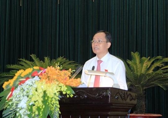 Ông Trịnh Văn Chiến, Bí thư Tỉnh ủy, Chủ tịch HĐND tỉnh Thanh Hóa