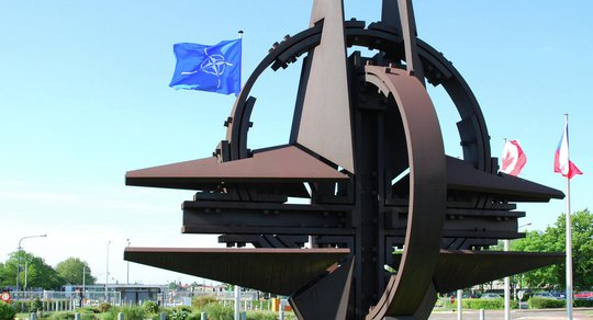 Trụ sở NATO. Ảnh: Nato