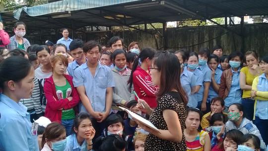 Một vụ tranh chấp lao động tập thể trên địa bàn quận 12, TP HCM vì doanh nghiệp không đóng BHXH cho người lao động