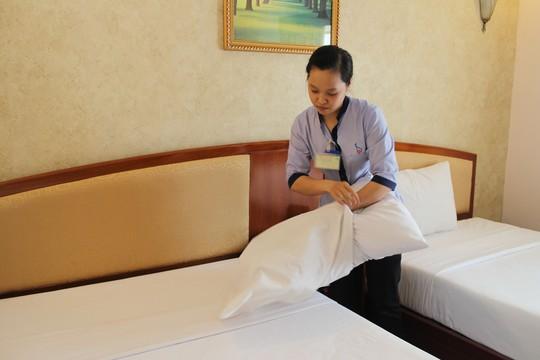Chị Phạm Quỳnh Anh nhiều lần trả lại tài sản cho khách để quên