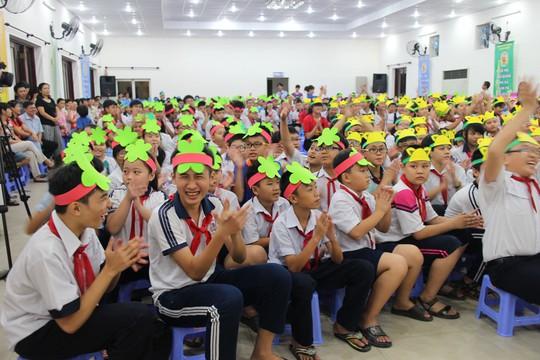 Con CNVC-LĐ TP HCM tham gia Trại hè Thanh Đa lần thứ 37