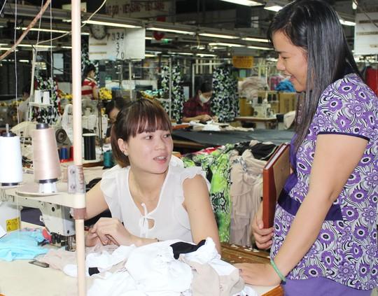Công ty May Việt Sang là một doanh nghiệp chăm sóc tốt đời sống vật chất lẫn tinh thần cho công nhân tại quận Gò Vấp, TP HCM