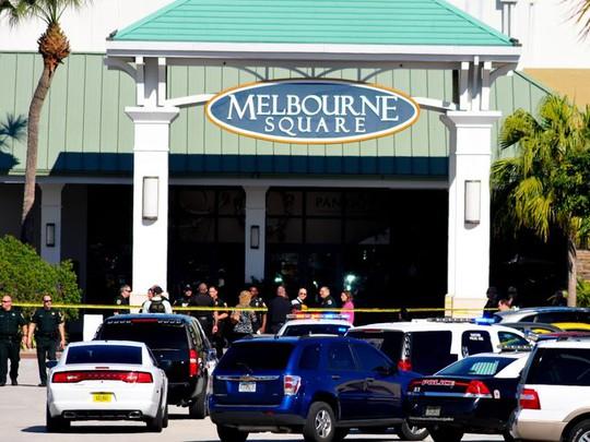 Cảnh sát phong tỏa hiện trường. Ảnh: Florida Today