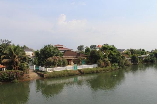 Một góc Cù lao Phố, nơi sẽ là khu dân cư sinh thái với những sản vật, kiến trúc cổ đặc trưng