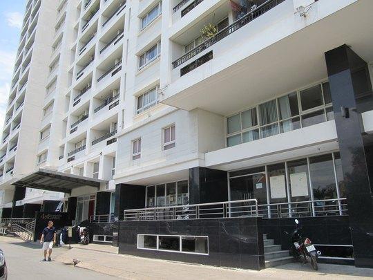 Chung cư 4S Riverside tồn tại nhiều bất ổn do tranh chấp giữa cư dân và chủ đầu tư