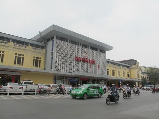 Còn nhiều ý kiến trái chiều xung quanh đề xuất dịch chuyển ga Hà Nội ra khỏi trung tâm thủ đô