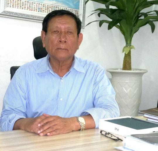 Cựu thuyền trưởng Phan Hải