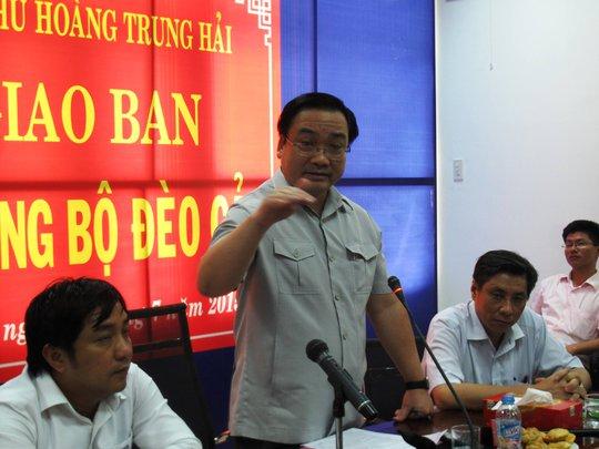 Phó Thủ tướng chỉ đạo Cần tuân thủ quy trình kỹ thuật công trình