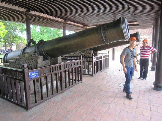 Cửu Vị Thần Công từng bị quân đội Pháp chiếm sau ngày kinh đô thất thủ, nay đã trở về Huế
