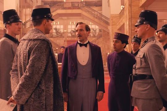 Cảnh trong phim The Grand Budapest Hotel Nguồn: NEW YORK POST