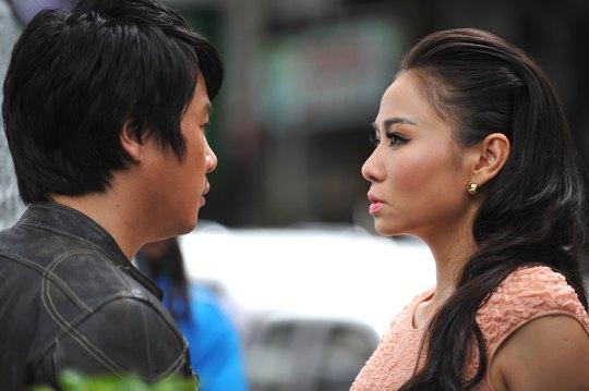 """Thu Minh và Thanh Bùi là một trong những """"cặp đôi"""" thú vị làng nhạc Việt Ảnh: NVCC"""