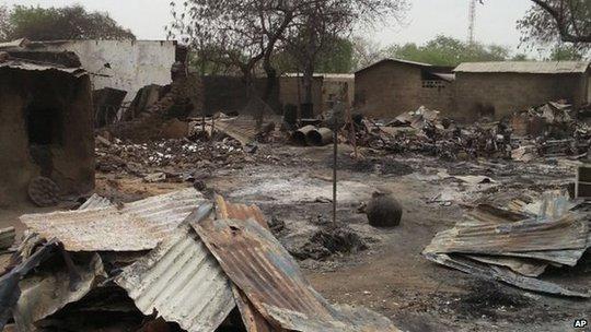 Vụ đánh bom nghi do tổ chức Hồi giáo Boko Haram thực hiện