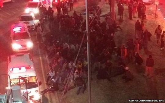 300 người bị thương trong vụ tai nạn tàu hỏa ở Nam Phi