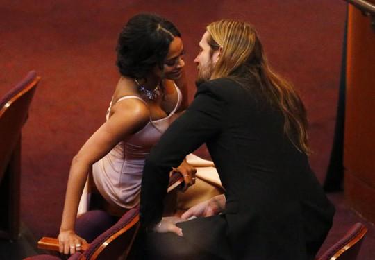 Nữ diễn viên Zoe Saldana và chồng Marco Perego