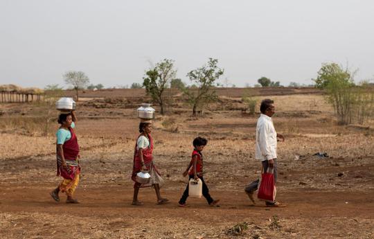 Ngôi làng lấy vợ vì... thiếu nước