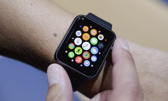 Apple Watch, giá khởi điểm 349 USD, phát hành 24-4