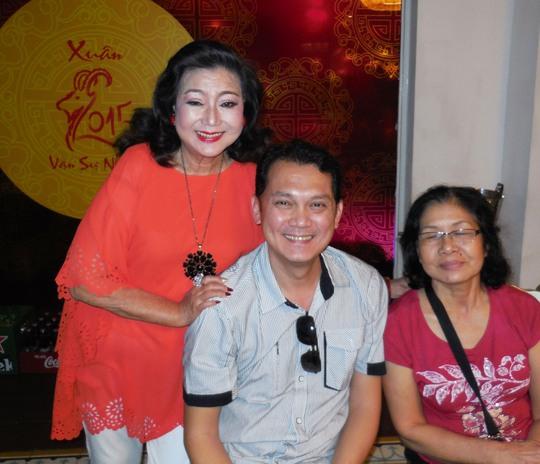 NSND Kim Cương và sinh nhật ý nghĩa