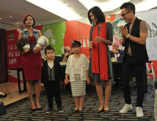 Đạo diễn Ý nổi tiếng đến Việt Nam tìm bối cảnh cho phim mới
