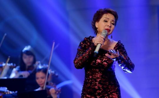 Bông hồng của nền âm nhạc Việt Nam thập niên 80 - ca sĩ Ái Vân