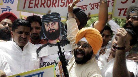 Chống khủng bố năm 2006. ẢNh: BBC