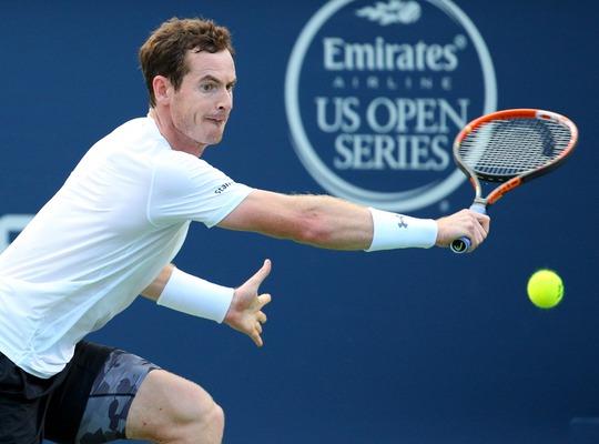 Andy Murray vững vàng vào tứ kết đơn nam
