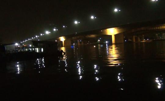Cầu Sài Gòn 2 nơi người thanh niên nhảy cầu tự tử