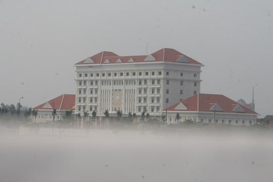 Công trình Nhà khách tỉnh Quảng Nam nguy nga như cung điện