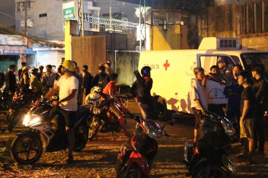 TP HCM: Người đàn ông bị tàu hỏa tông chết