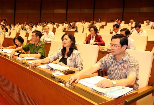 Quốc hội biểu quyết thông qua Nghị quyết về chủ trương xây dựng dự án sân bay Long Thành