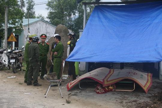 Vụ nổ làm 2 nạn nhân tử vong tại chỗ